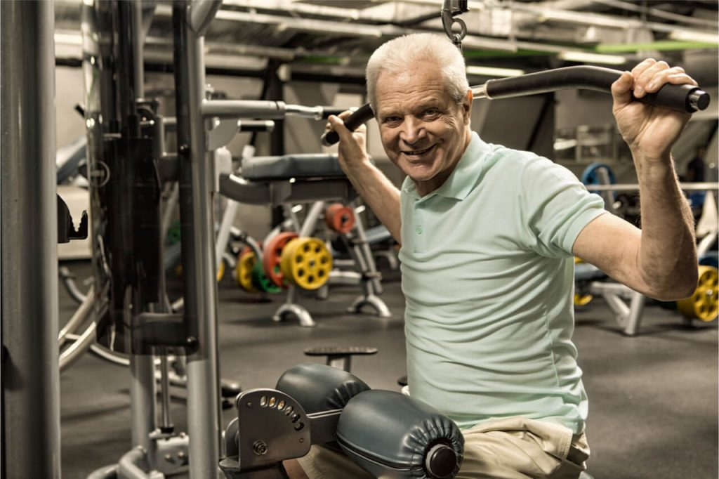 back strengthening exercise
