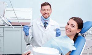 during dentatl treatment