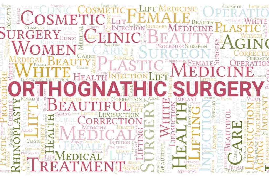 Orthognathic surgery is th eother term for corrective jaw surgery.
